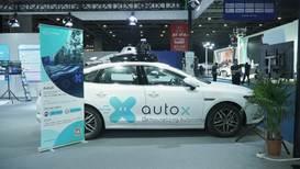 Auto-X desarrolla un coche sin conductor para la jungla urbana de China