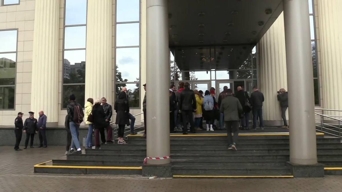Россия: В Москве рассмотрят апелляцию по аресту Павла Устинова