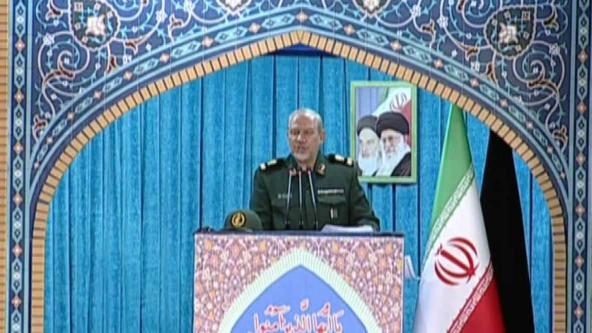 Iran: Tehran 'will respond' to US 'plots' – Senior military adviser