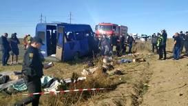 Украина: 9 человек погибли в ДТП под Одессой