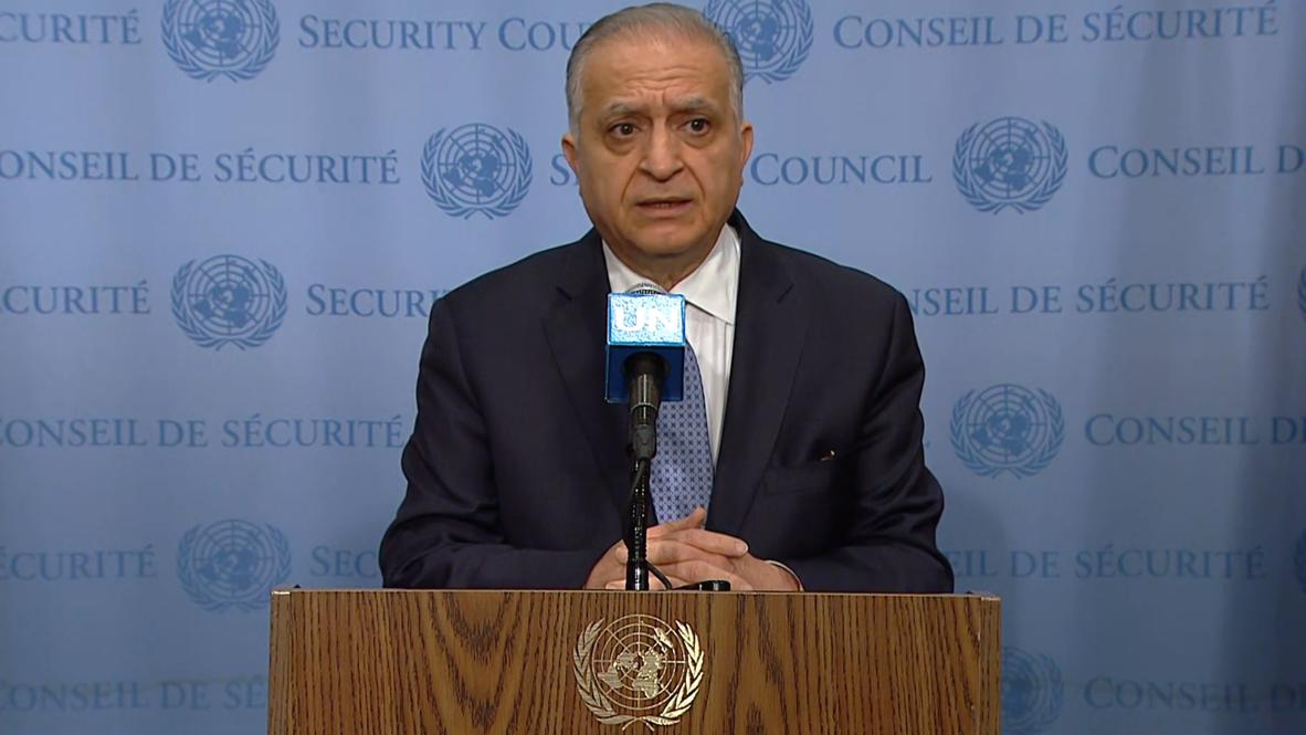 ONU: Ministro de Asuntos Exteriores iraquí insta a una solución global para los excombatientes del EI