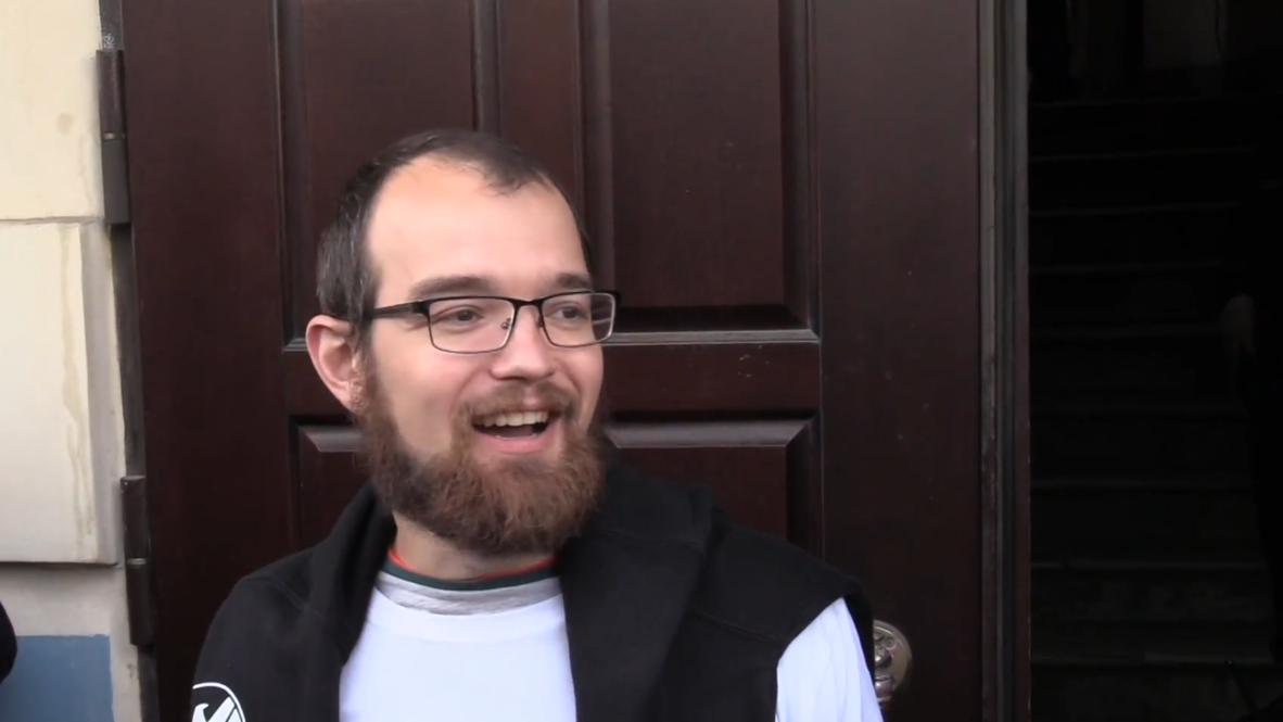 Россия: Суд в Москве освободил фигуранта дела о массовых беспорядках Алексея Миняйло