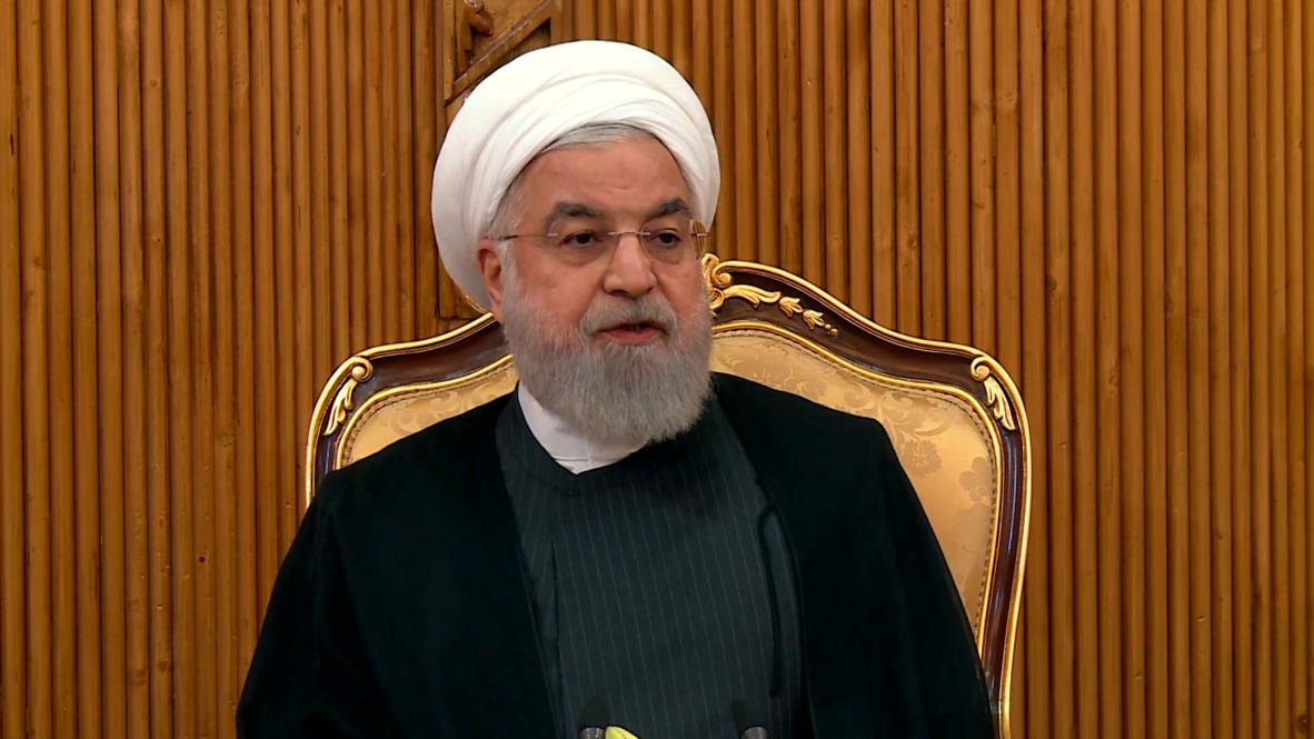 """إيران: روحاني يؤكد """"نجاح مهمته"""" بعد عودته إلى طهران قادما من نيويورك"""