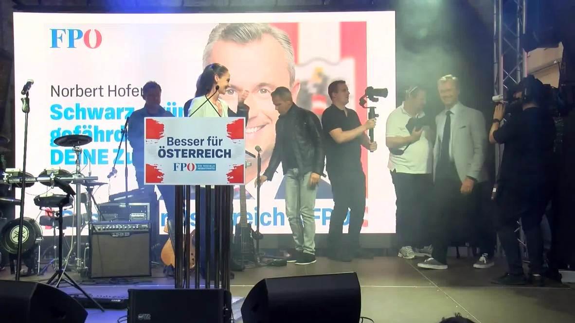 Austria: Vice Chancellor candidate takes aim at immigrants, Islam and Greta Thunberg