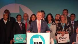 UK: Brexit Party's Farage confident Leave would win second referendum