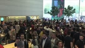 México: Apple abre las puertas de su primera tienda latinoamericana en Ciudad de México