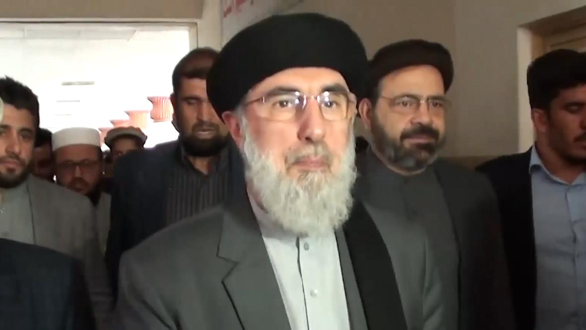 Afghanistan: Hezb-e-Islami's Gulbuddin Hekmatyar denounces election fraud