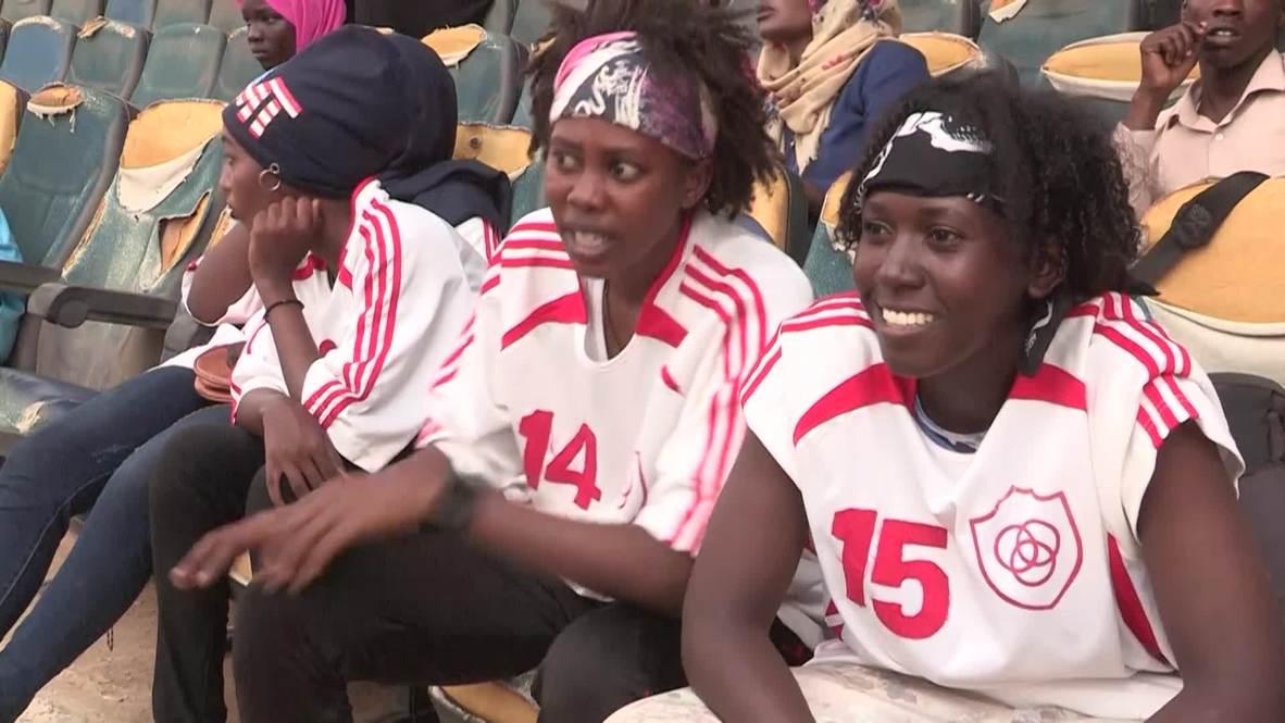 Sudan: First ever women's football league kicks off in Khartoum with 2-2 draw
