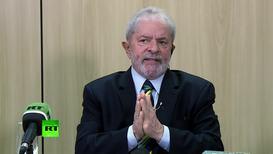 """Brasil: Expresidente Lula critica la """"locura de Trump"""" *CONTENIDO DE SOCIOS*"""