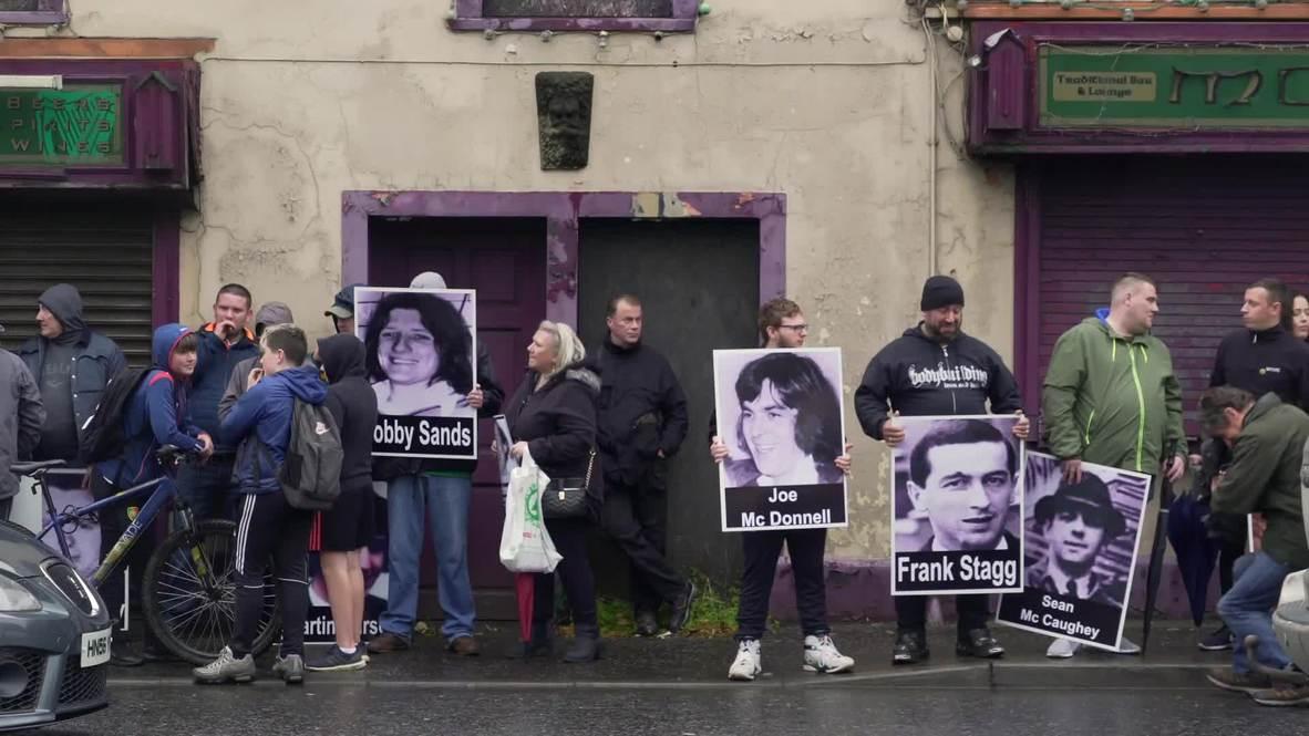 UK: Police to investigate Saoradh hunger strike commemorations