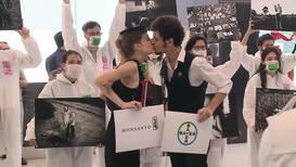 Argentina: Activistas de Extinction Rebellion acceden a las oficinas de Bayer-Monsanto durante protesta