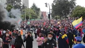 Ecuador: Manifestantes indígenas protestan contra medidas económicas del presidente Moreno
