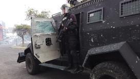 Ecuador: Police deploy tear gas as unrest continues in Quito