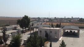 Turkey: Vehicle movement near Syrian border