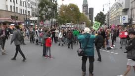 Alemania: Berlín se convierte en el mayor objetivo de Extinction Rebellion