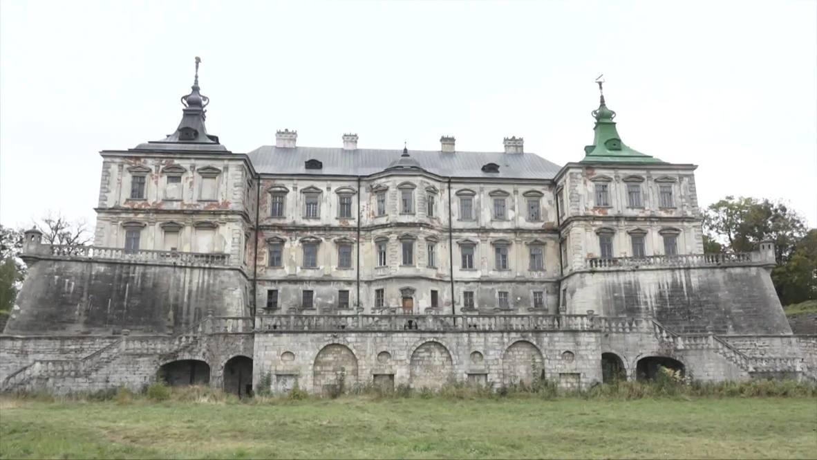 Мировые войны, туберкулёз, Д'артаньян. Как Подгорецкий замок стал частью истории