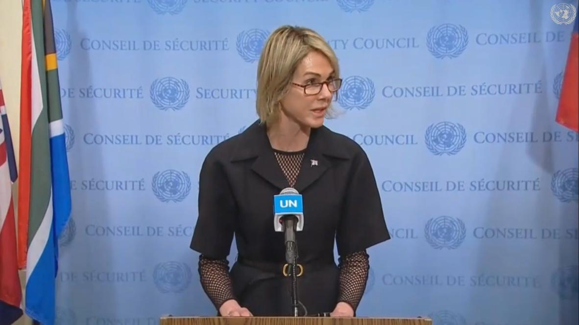 """الأمم المتحدة: السفيرة الأمريكية تحذر تركيا من """"عواقب"""" العملية العسكرية في سوريا"""