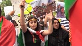 USA: 'Trump, wake up' - pro-Kurdish rally held outside White House