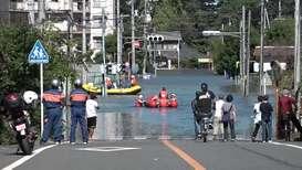 Japan: At least 19 dead after Typhoon Hagibis hammers Japan