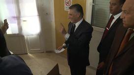 Tunisia: Media mogul Karoui casts vote in presidential runoff