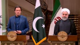 Iran: Pakistan willing 'to facilitate talks' with Saudi Arabia – PM Imran Khan to Rouhani
