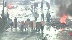 Ecuador: Manifestantes arman barricadas a medida que se intensifica la violencia en Quito
