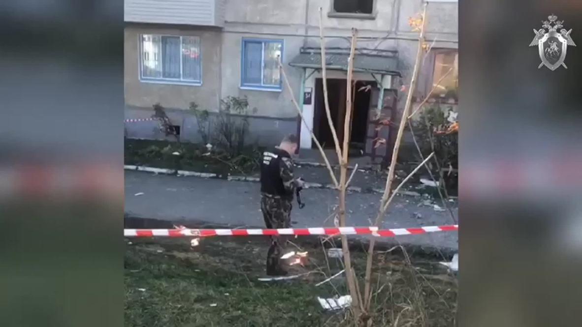 Россия: Один человек погиб в результате обрушения стены жилого дома в Приморье