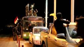 Siria: Fuerzas del Ejército Árabe Sirio entran en la estratégica ciudad fronteriza de Kobane