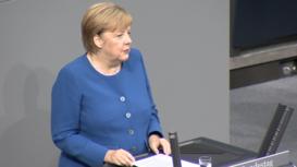 Germany: Merkel talks Brexit, Turkey's Syria offensive in Bundestag address