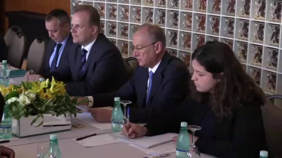 Бразилия: Патрушев на встрече с представителем Индии обсудил партнёрство двух стран