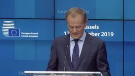 Belgium: European Council endorses new Brexit agreement - Tusk