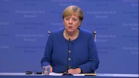 Belgium: Merkel endorses new Brexit 'compromise' deal