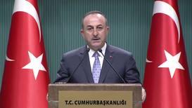 """Turquía: Ankara decide """"poner en pausa"""" la 'Operación Primavera de Paz'"""
