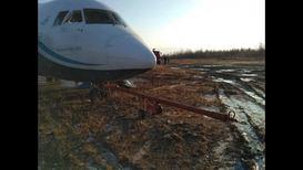 Россия: Пассажирский самолёт выкатился за пределы посадочной полосы в Якутии