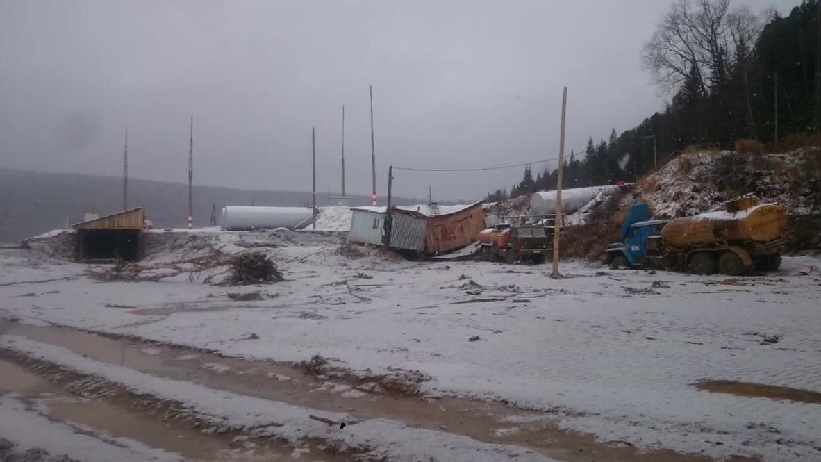 Rusia: 13 personas mueren tras colapsar un dique en Siberia