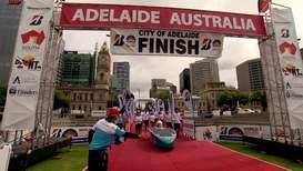 Solar-powered cars finish monster 3,000km marathon across Australia