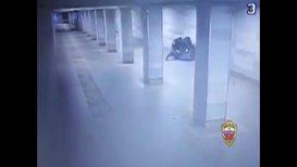 Россия: В Москве совершено нападение на полицейского. Злоумышленник задержан