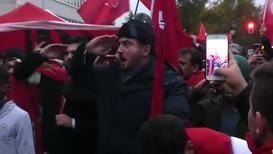"""Alemania: Manifestantes pro turcos """"elogian"""" la operación militar"""