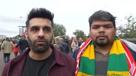 UK: Hundreds of Manchester Utd fans protest against club's management