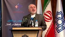 Iran: Multilateralism 'an absolute need' for mankind - Zarif slams US