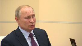 Россия: Путин обсудил с Голодец поддержку кино и развитие спорта