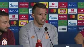 "Turquía: Portero de Galatasaray, Fernando Muslera, dice estar ""orgulloso"" por enfrentar a Real Madrid"