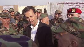 "Siria: Assad califica a Erdogan de ""ladrón"" durante una visita a la provincia de Idlib"