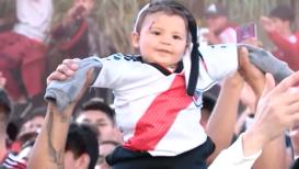 Argentina: Hinchas del River Plate eufóricos ante el enfrentamiento contra el Boca Juniors