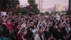 Chile: Protests continue despite military curfew