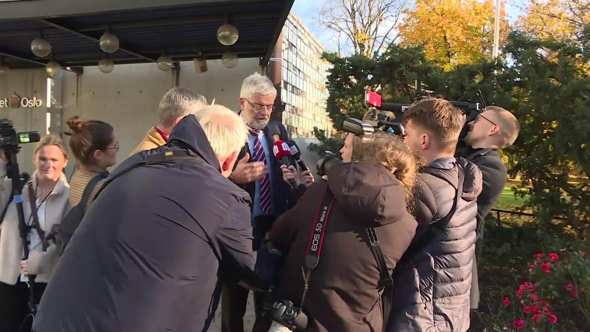 Norway: Oslo ambulance attack suspect's lawyer makes press statement