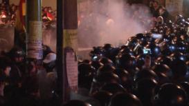 Bolivia: Continúan las protestas violentas en La Paz mientras Morales declara la victoria