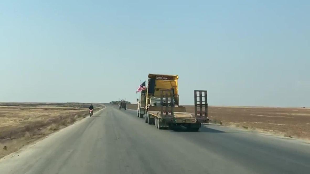 سوريا: القوات الأمريكية في شمال شرقي سوريا بعد إعلان واشنطن خطتها لحماية حقول النفط