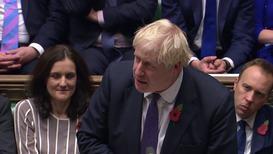 UK: Boris Johnson fails in bid for early December 12 elections