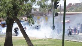 Bolivia: Pro and anti-Morales protesters clash in Cochabamba